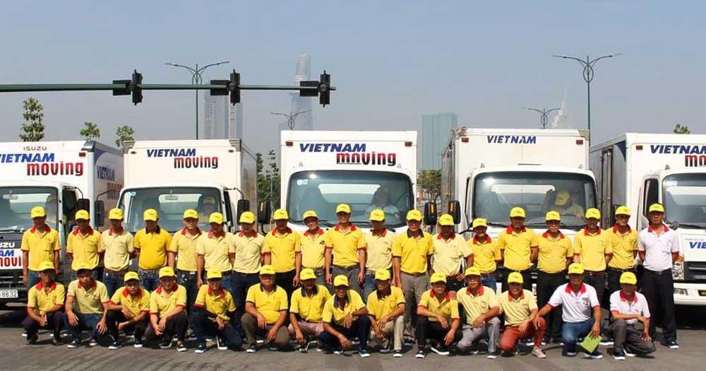 Vietnam Moving- Công ty Chuyển nhà, vận chuyển trọn gói