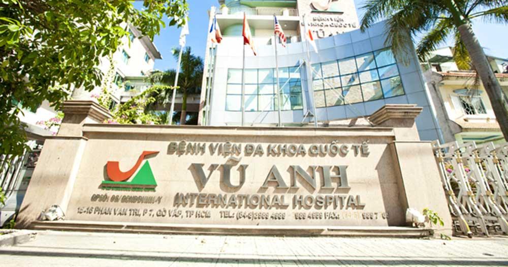 Bệnh viện Đa khoa Quốc tế Vũ Anh