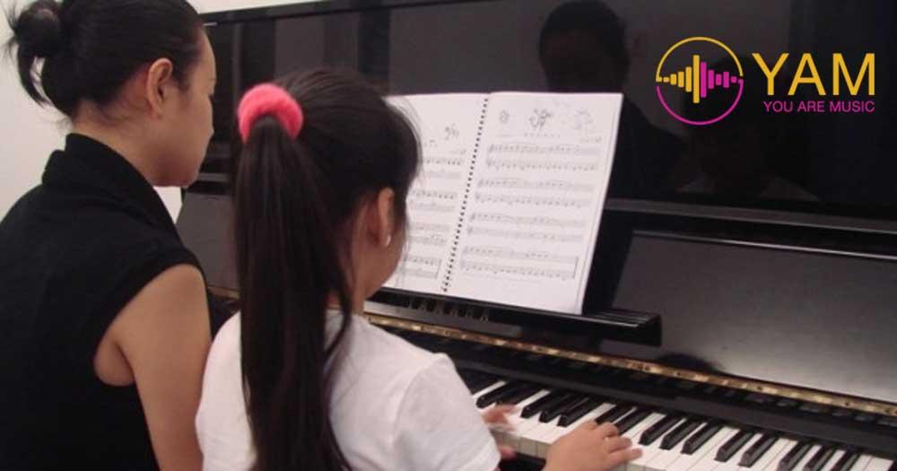 Yam Music Education- Trung tâm âm nhạc dạy đàn