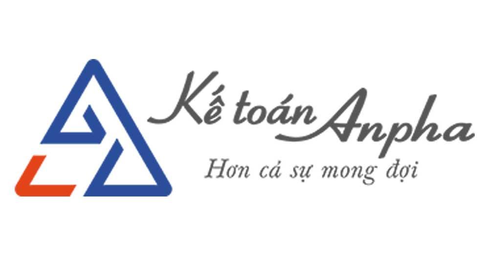 Công ty Kế toán Anpha- Dịch vụ kế toán thuế, thành lập công ty