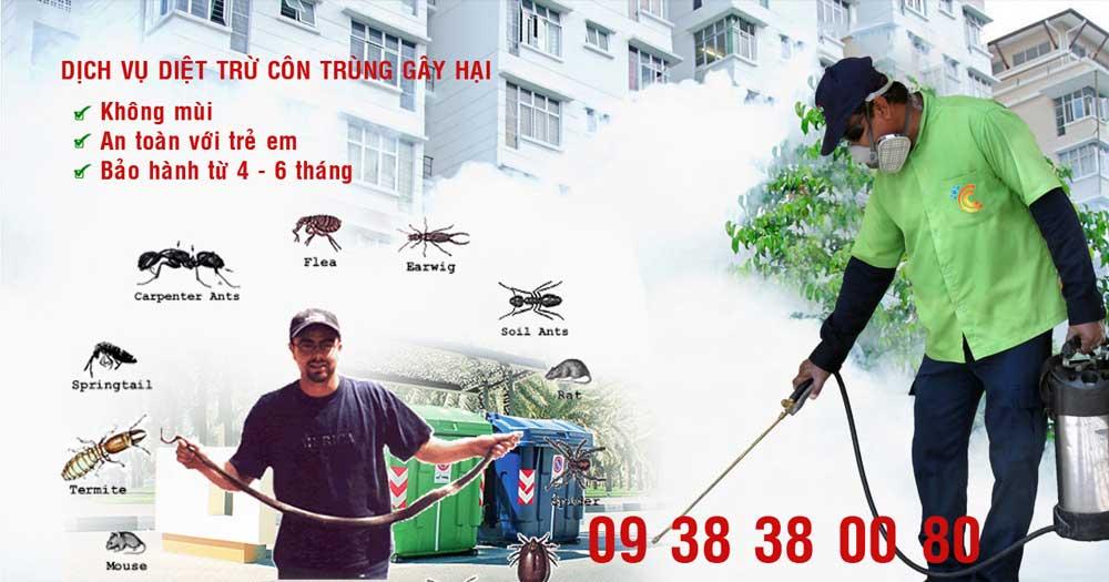 Care Pro- Công ty diệt côn trùng chuyên nghiệp