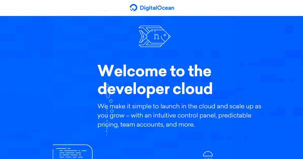 dịch vụ cho thuê vps DigitalOcean- Dịch vụ Cloud VPS, Hosting