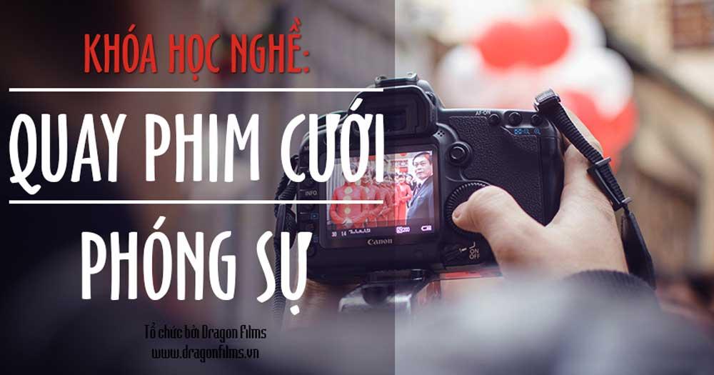 Dragon Films- Dịch vụ quay phim cưới uy tín TP HCM