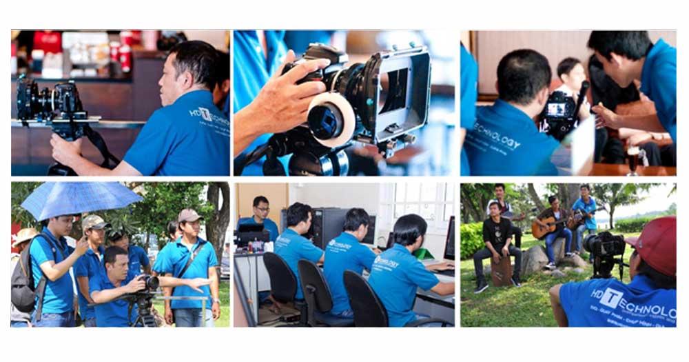 HD Technology- Công ty sản xuất phim quảng cáo, TVC