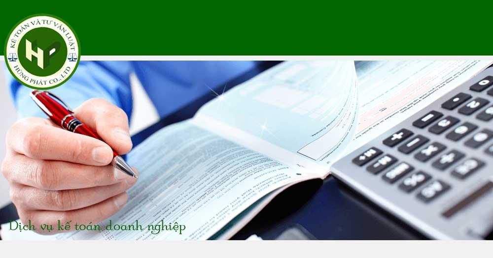 Hùng Phát- Dịch vụ kế toán, Dịch vụ thành lập công ty TP. HCM