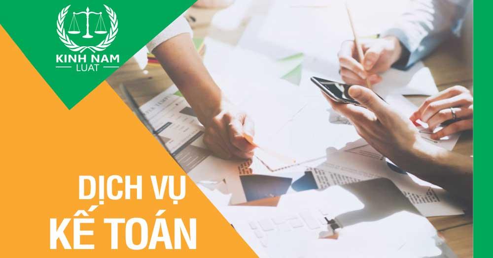 Kinh nam- Dịch vụ kế toán trọn gói