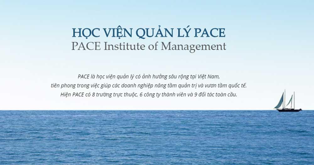 Pace- Trường doanh nhân, học viện quản lý