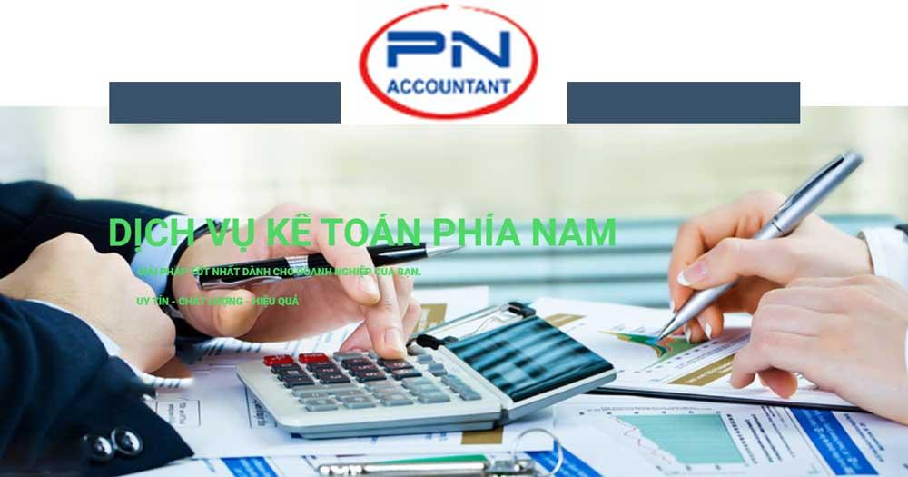 Phía Nam- Công ty TNHH dịch vụ tư vấn và kê khai thuế