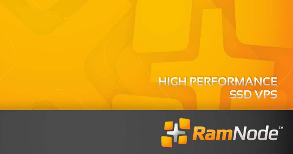 dịch vụ cho thuê vps RamNode- Cloud VPS chất lượng cao