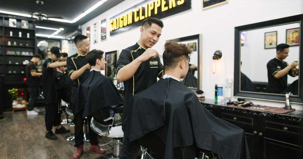 Sai Gon Clippers Barber Shop- Tiệm hớt tóc Sài Gòn