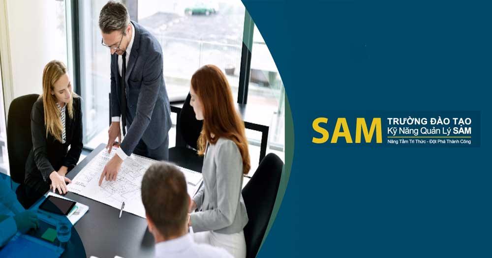 Sam- Trường đào tạo kỹ năng quản lý