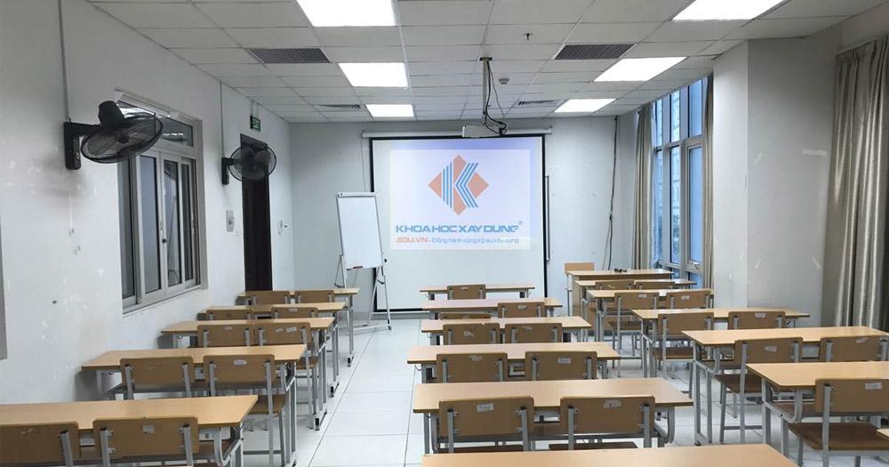 Khóa học xây dựng- Viện đào tạo và phát triển khoa học xây dựng