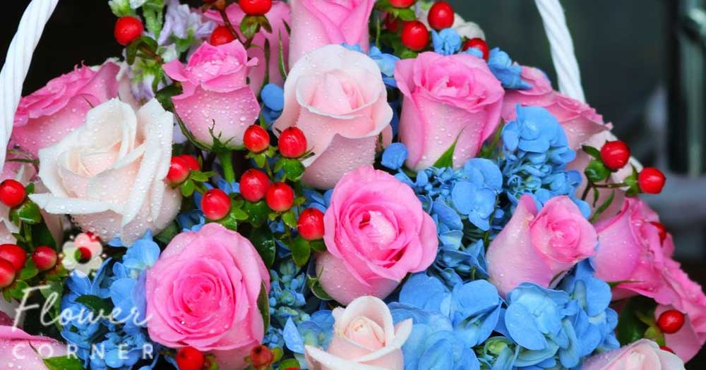 Flower Corner- Shop hoa tươi, đặt hoa online miễn phí ship