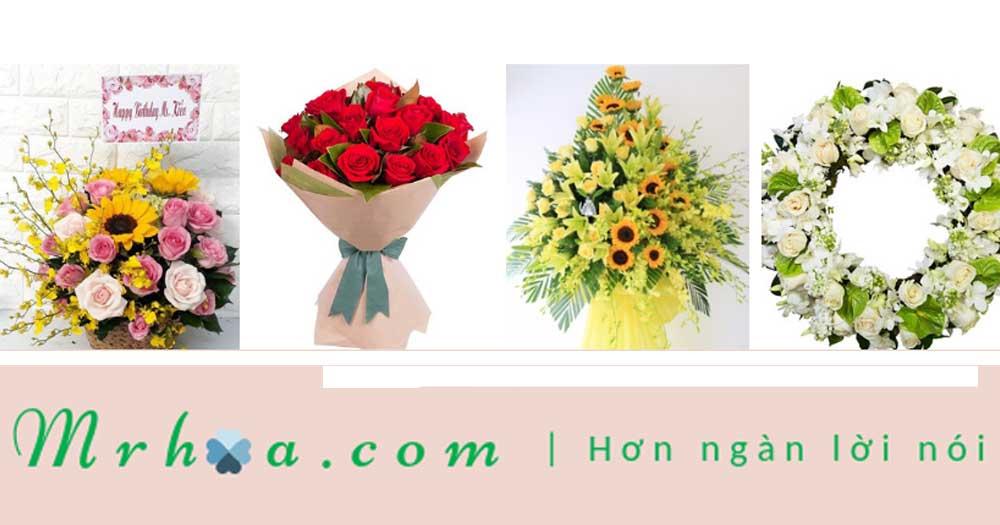Mr. Hoa- Đặt hoa online, giao nhanh toàn quốc