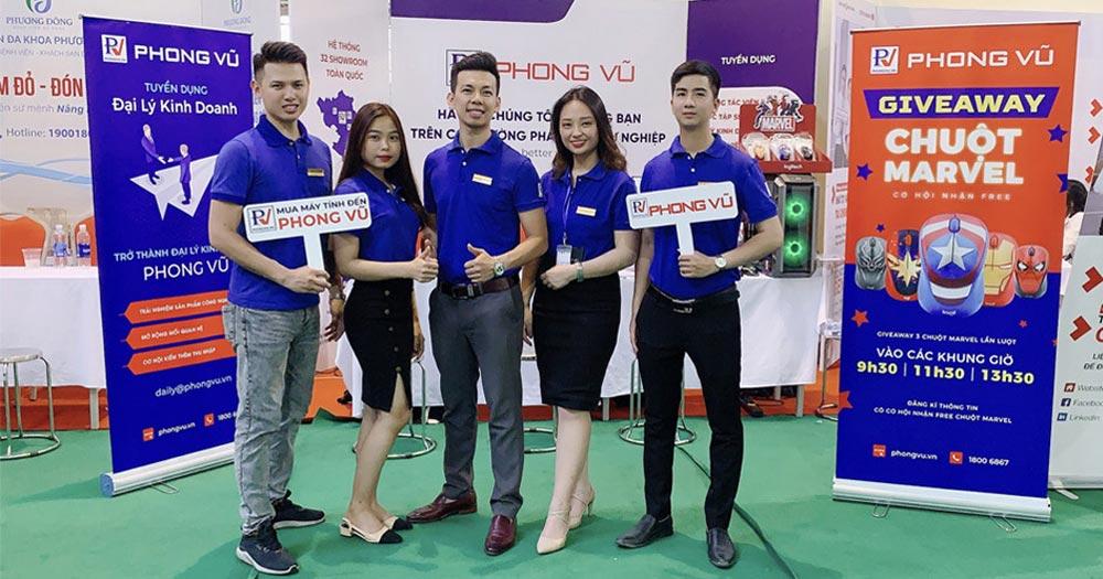 Phong Vũ- trung tâm mua bán Laptop