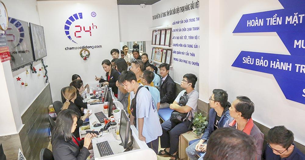 Bệnh Viện Điện Thoại 24h- Sửa chữa điện thoại, Tablet, Laptop