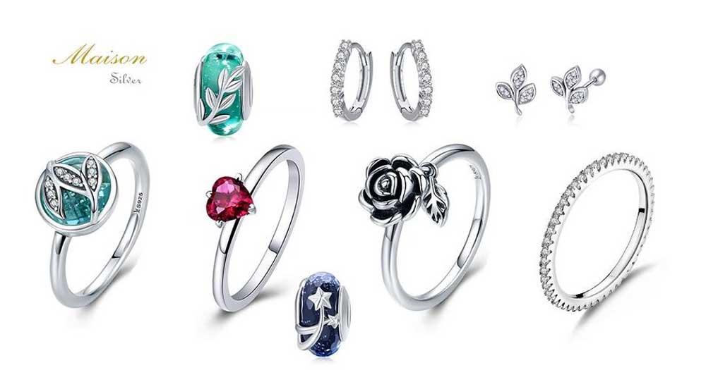 Maison Silver- Cửa hàng trang sức bạc uy tín, chất lượng