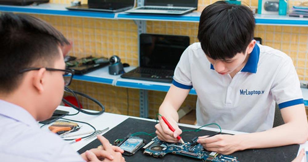MrLaptop.vn- Đơn vị sửa chữa máy tính uy tín