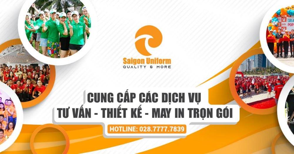 Saigon Uniform- Công ty may đồng phục uy tín, chất lượng