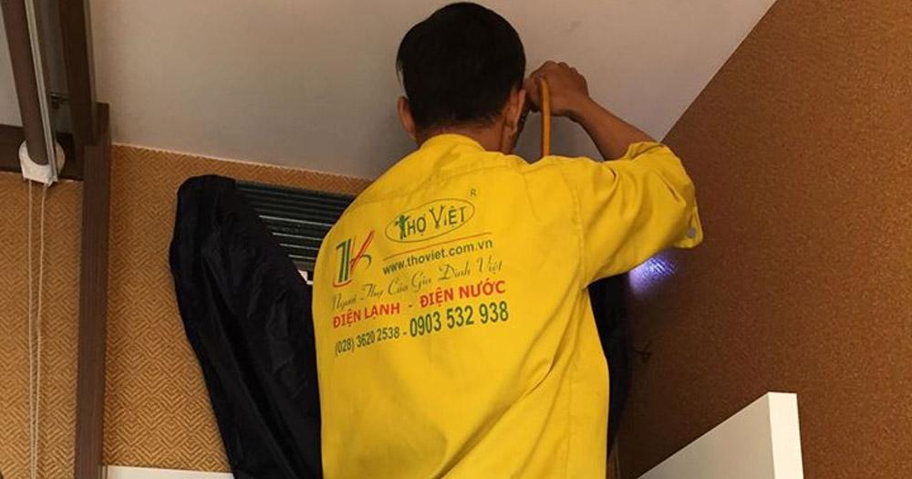 Thợ Việt- Dịch vụ sửa chữa điện nước