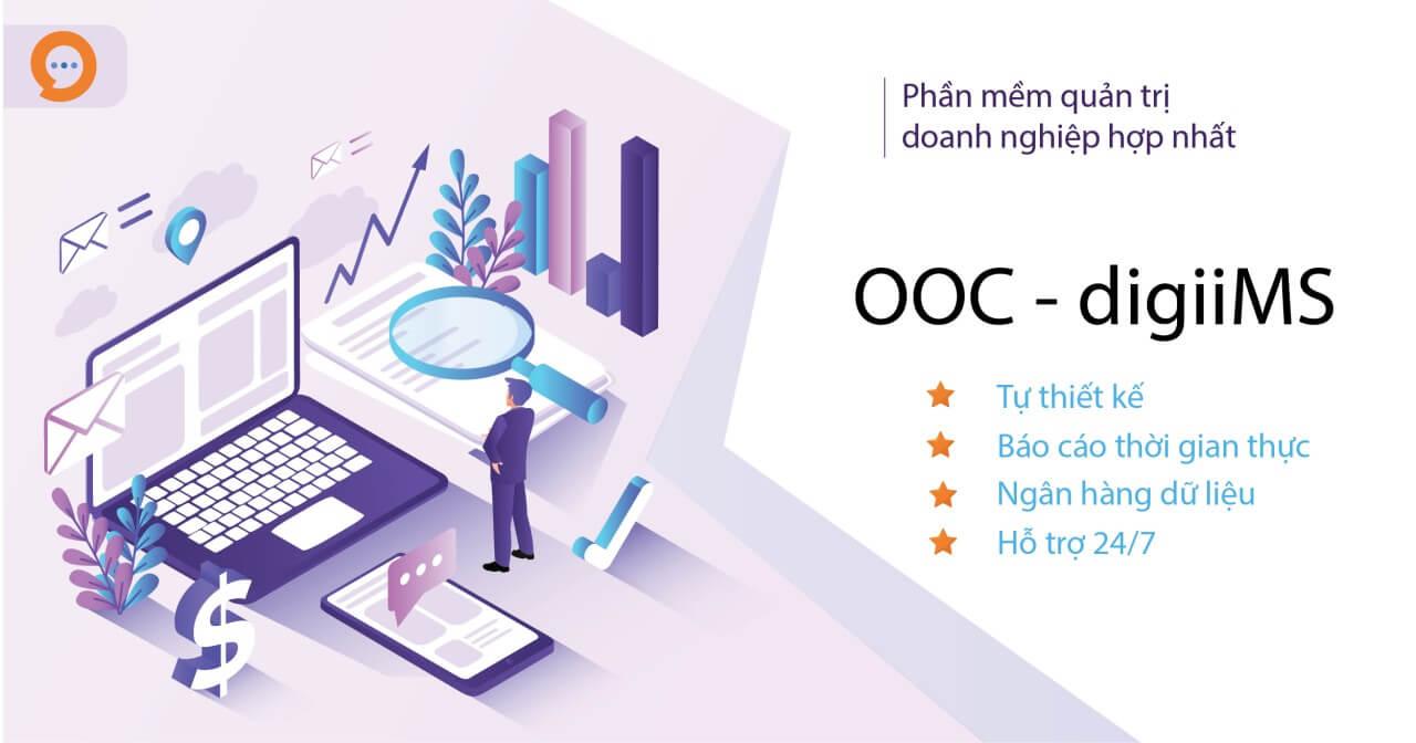 phần mềm OOC – digiiMS