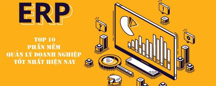 top 10 phần mềm quản lý doanh nghiệp