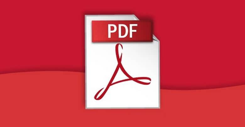 Phần mềm Adobe Reader hỗ trợ chuyển PDF sang nhiều định dạng khác nhau