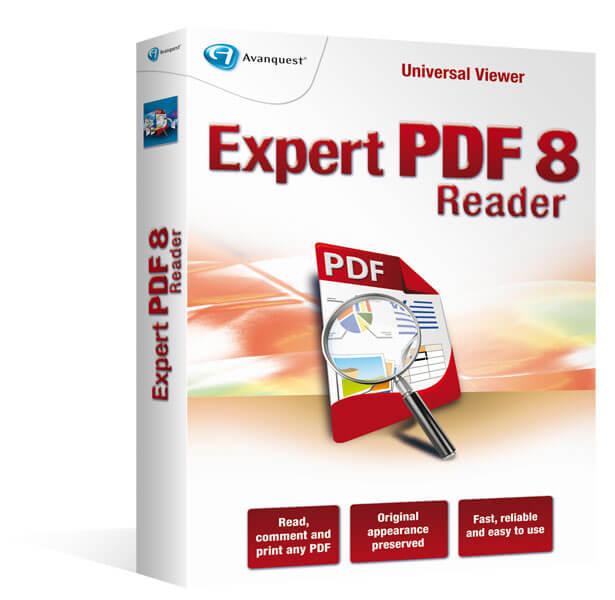 Phần mềm đọc file PDF Expert PDF Reader