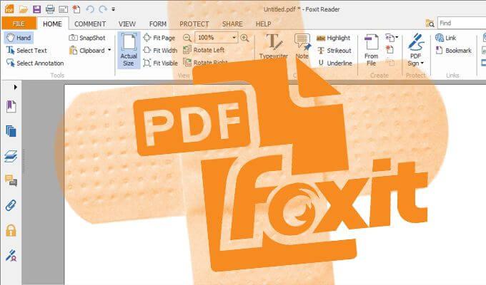 Foxit Reader – Phần mềm đọc file PDF được tích hợp nhiều tính năng hữu ích