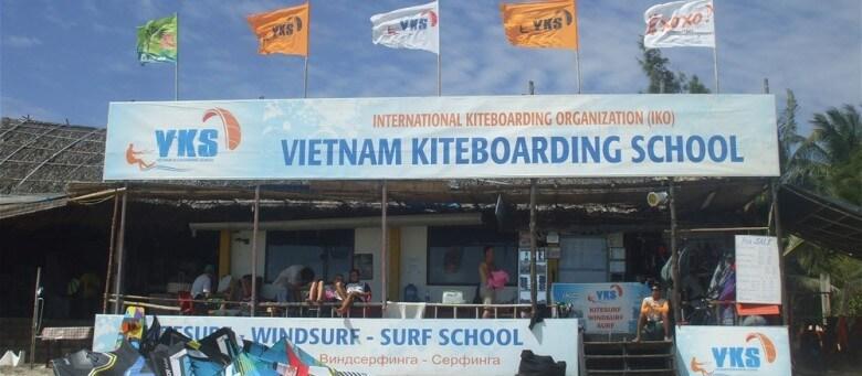 Vietnam Kiteboardin School
