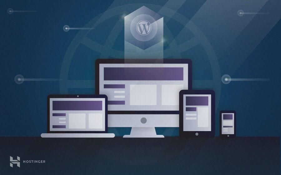 Bố cục, nội dung sử dụng trên theme WordPress bất động sản