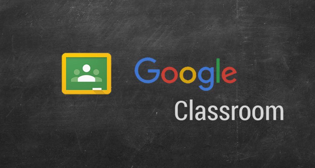 Ứng dụng Google classroom