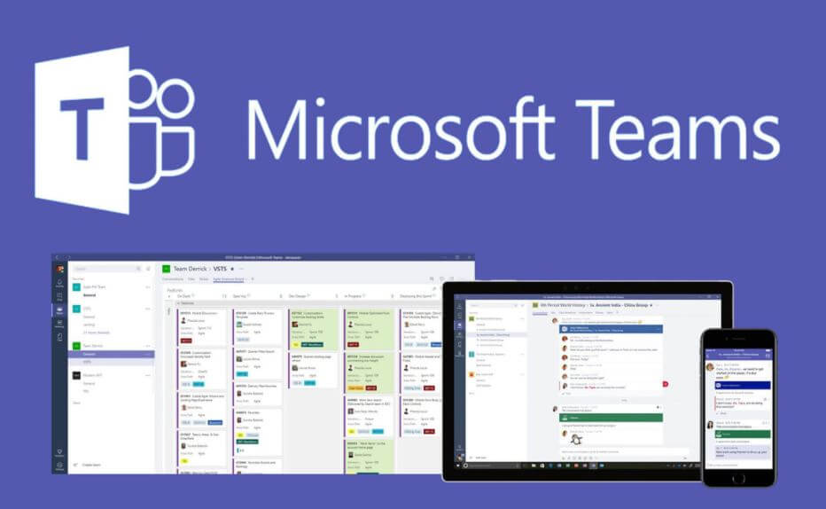 Phần mềm Microsoft Teams