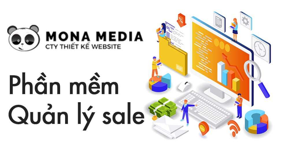 Phần mềm quản lý bán hàng đa kênh Mona Media