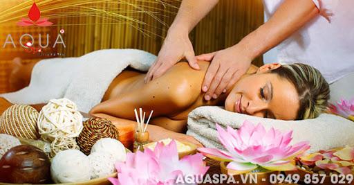 website spa Aquaspa