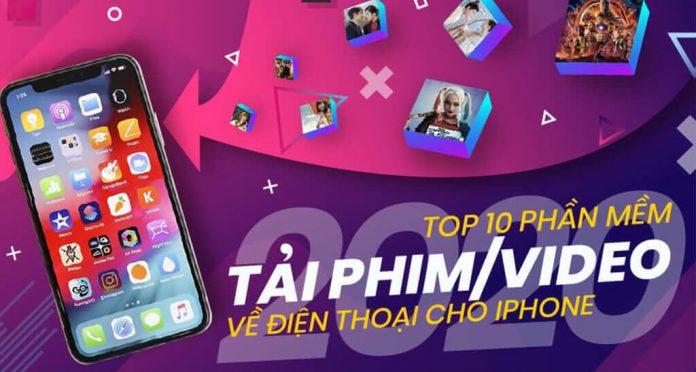 Top 10 phần mềm download video cho Iphone